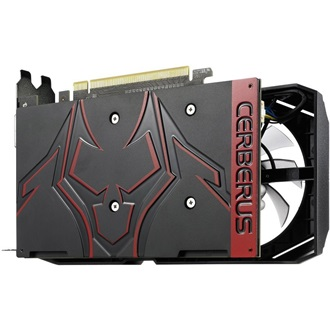 Asus GeForce GTX 1050 Ti Cerberus Advanced Edition 4GB GDDR5 128-bit grafikus kártya