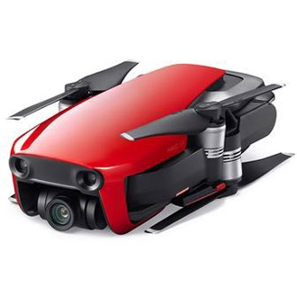 DJI MAVIC Air Flame Red drón
