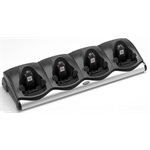 Zebra 4-SLOT CRADLE CHARGES 4 TERMINALS ONLY                 IN