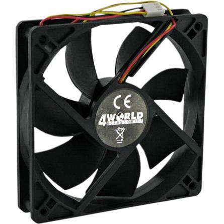 4World rendszerhűtő ventilátor