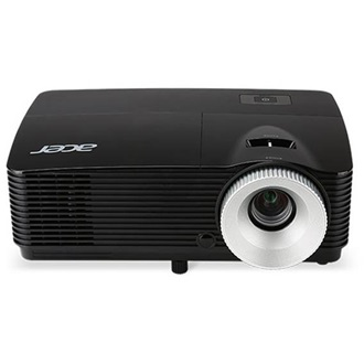 ACER DLP 3D Projektor X113P, SVGA, 3000 lm, 13000/1, RGB, RCA, S-Video, fekete
