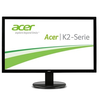 "ACER LED Monitor 20,7"" K212HQLb 53cm (20.7"") 5ms 100M:1 ACM 200nits LED EURO/UK EMEA MPRII, fekete"