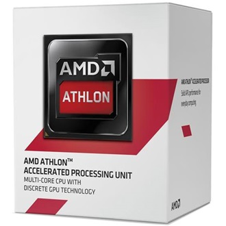 AMD Athlon 5370 sFS1b (sAM1) BOX processzor