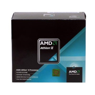 AMD Athlon II X2 260 CPU (sAM3) BOX processzor