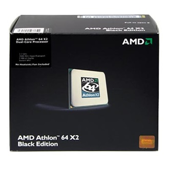 AMD Athlon 64 X2 7850+  Black Edition CPU (sAM2/AM2+) BOX processzor