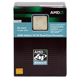 AMD Athlon 64 X2 4200+ CPU (sAM2/AM2+) BOX
