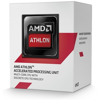 AMD Athlon X4 5150 sFS1b (sAM1) BOX processzor