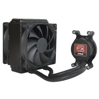 AMD FX-8150 Black Edition CPU (sAM3+)  Liquid Cooling BOX processzor