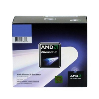 AMD Phenom II X4 850 CPU (sAM3) BOX processzor