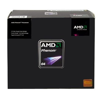 AMD Phenom X3 8750 Black Edition (sAM2/AM2+) BOX processzor