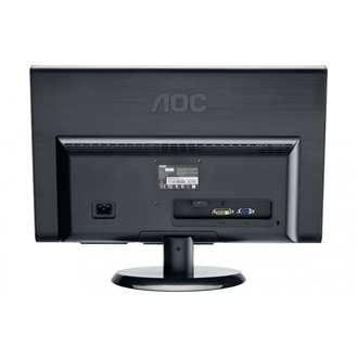 "AOC E2250SWDNK 21.5"" TN LED monitor fekete"
