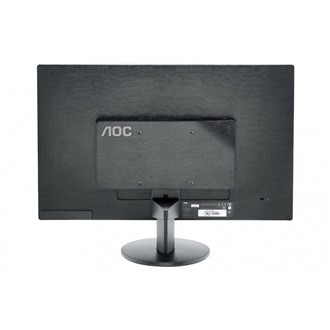 "AOC E2470SWDA 23.6"" TN LED monitor fekete"