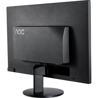 "AOC E970SWN 18.5"" TN LED monitor fekete"