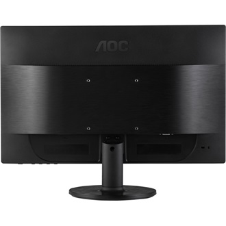 "AOC LED monitor, 2260Swda 21,5"" wide Full HD, DVI, hangfalak"