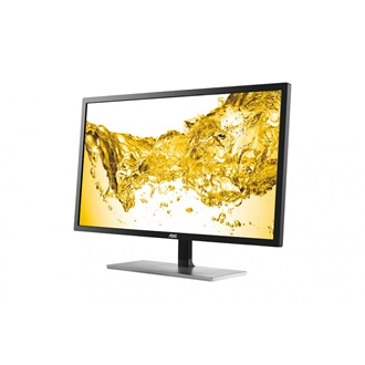 "AOC U2879VF 28"" TN LED monitor fekete"