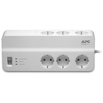APC Essential SurgeArrest 6 outlets 230V Germany