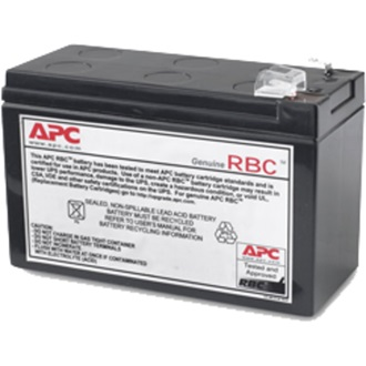 APC Replacement Battery Cartridge #110 12V ólom-sav UPS akkumulátor