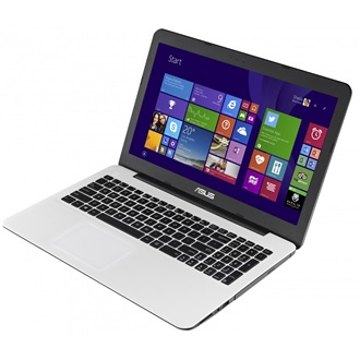 "ASUS 15,6"" HD X554LA-XX1201B  - Fehér - Windows 8.1"