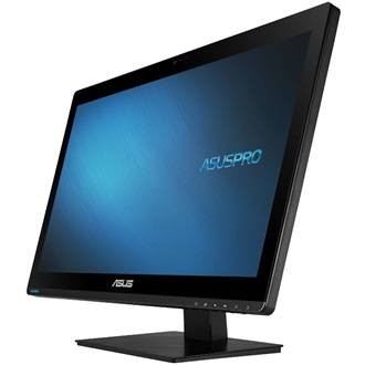 "ASUS AIO A4321UTH-BE102M, 19,5"" HD+ Multi- Touch, Intel Pentium G4400, 4GB, 500 GB, Intel HD Graphics, Free Dos, Fekete"