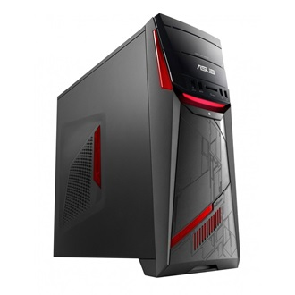 ASUS PC G11CD-HU001D, Intel Core i7-6700, 8GB, 1TB HDD, NVidia GeForce GTX 960, 2 GB, Free Dos, Szürke