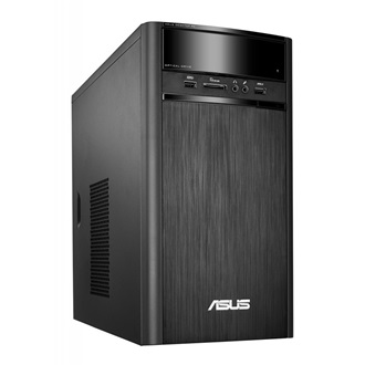 ASUS PC K31ADE-HU012D, Intel Core i3-4170, 8GB, 1TB HDD, Intel HD Graphics, DVD, Free Dos, Fekete