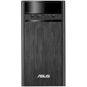 ASUS PC K31AN-HU001T, Intel Pentium J2900, 4GB, 500GB, Intel HD Graphics, DVD, Win 10, Fekete