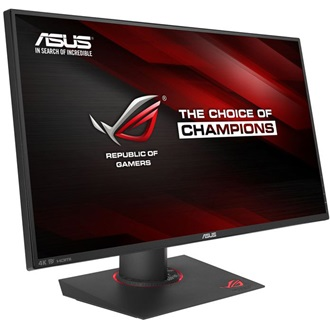 "ASUS PG27AQ GAMING ROG LED Monitor 27"" 3840x2160, HDMI/Displayport"