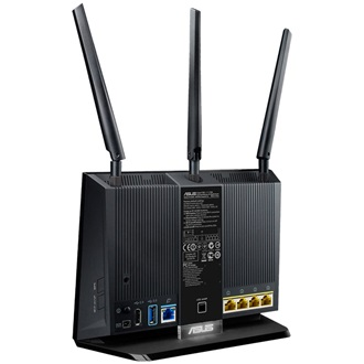 Asus RT-AC68U WI-FI Dual Band router