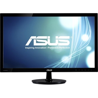 "ASUS VS248HR 24"" WideScreen LED Monitor DVI/HDMI"