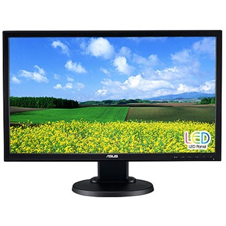 "ASUS VW248TLB 24"" LED monitor fekete"