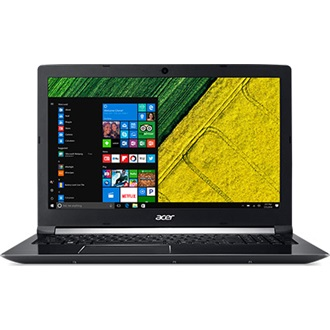 Acer Aspire 7 A717-71G-74LF notebook fekete