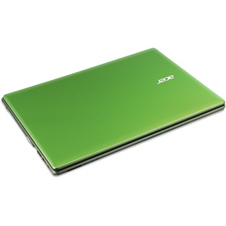 Acer Aspire E5-471-558F notebook zöld