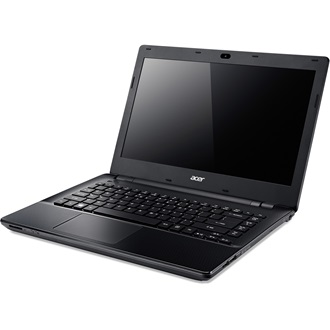 Acer Aspire E5-411G-P1QC notebook fekete