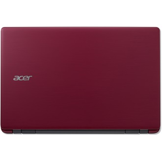 Acer Aspire E5-571-33KX notebook piros