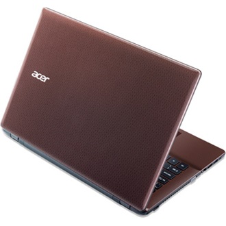 Acer Aspire E5-411-P1W6 notebook barna