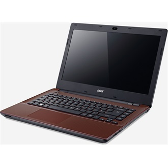 Acer Aspire E5-471-351S notebook barna