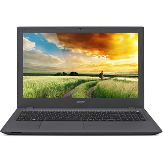 "Acer Aspire E5-522G-86CR 15.6"" HD LED, AMD A8-7410, 4GB, 1TB HDD, DVD-Super Multi DL, Radeon R5 M335, fekete-ezüst"