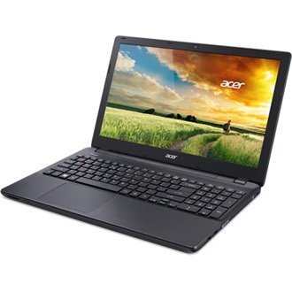 "Acer Aspire E5-572G-32KD 15.6"" FHD LED, 1920x1080, Black, Intel® Core™ i3-4000M - 2.4GHz, 4GB, 500G"