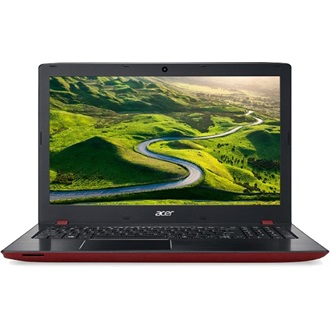 Acer Aspire E5-575G-33XM notebook piros