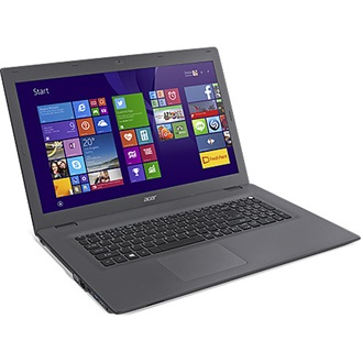 Acer Aspire E5-772-322A notebook fekete