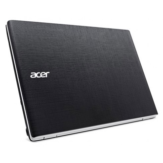"Acer Aspire E5-772G-3793 17.3"" HD+ LED,Intel Core i3-4005U, 4GB, 500GB HDD, DVD-Super Multi DL,GeForce 920M,fekete-fehér"