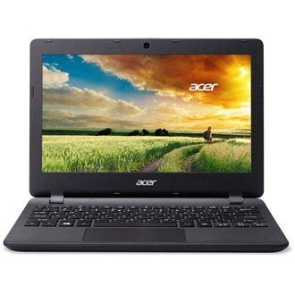 Acer Aspire ES1-111-C2YQ notebook fekete