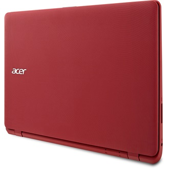 Acer Aspire ES1-131-C8TQ notebook piros