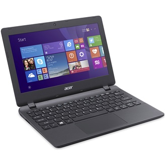 Acer Aspire ES1-131-C8TV notebook fekete