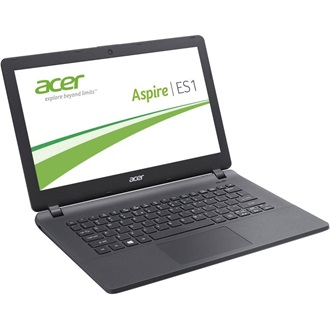Acer Aspire ES1-311-P0JT notebook fekete