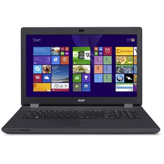 Acer Aspire ES1-711-C33G notebook fekete