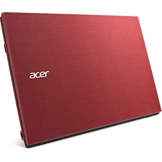 "Acer Aspire F5-571-3772 15.6"" HD,  Intel Core i3-5005U, 4GB, 500GB HDD, DVD, No OS, Fekete-Piros"