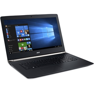Acer Aspire Nitro VN7-792G-71NE gaming notebook fekete