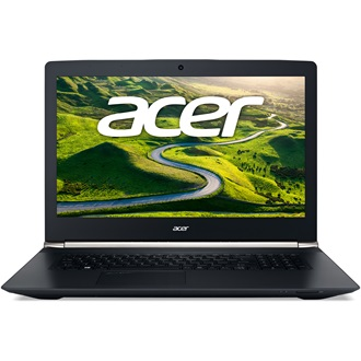 Acer Aspire Nitro VN7-792G-75BF gamer notebook fekete