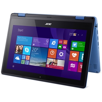 Acer Aspire R3-131T-P4LV notebook kék